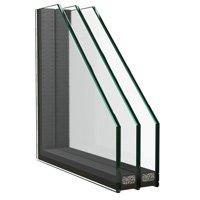 nuevo vidrio triple de lumenHAUS Uv < 0,6 W/m2K