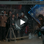 vidrio impenetrable Protek GP 818