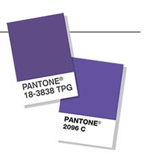 Pantone® ultraviolet