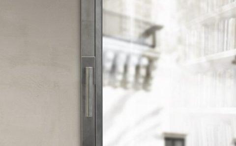 secco sistemi os2 75, las carpinterías de acero más exclusivas del mundo