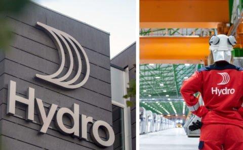 Hydro reanuda su producción